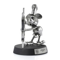 Royal Selangor Disney Figurine - Mickey Mouse Steamboat Willie Limited Edition