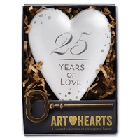Art Hearts - 25 Years of Love