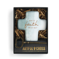 Artful Cross - Walk by Faith