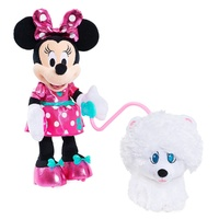 Minnie's Walk & Play Puppy