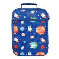 Sachi Insulated Kids Lunch Tote - Outer Space
