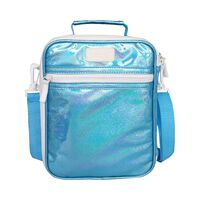 Sachi Insulated Kids Lunch Tote - Lustre Turquoise