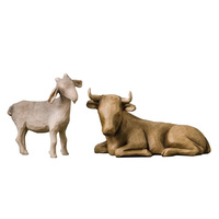 Willow Tree - Nativity Collection - Ox and Goat