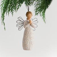 Willow Tree Hanging Ornament - A Tree A Prayer