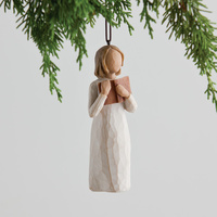 Willow Tree Hanging Ornament  - Love of Learning