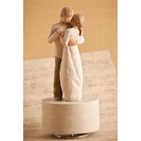 Willow Tree Musical Figurine - Promise