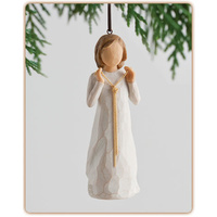 Willow Tree Hanging Ornament - Truly Golden