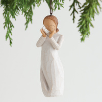 Willow Tree Hanging Ornament - Lots of Love
