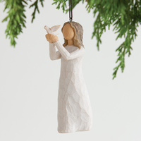 Willow Tree Hanging Ornament - Soar