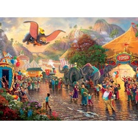 Thomas Kinkade Disney 750pc - Dumbo