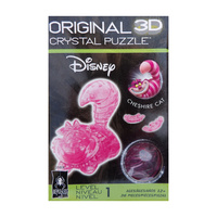 Disney 3D Crystal Puzzle - Cheshire Cat