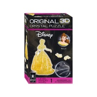 Disney 3D Crystal Puzzle - Belle