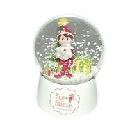 Elf on the Shelf LED Water Globe