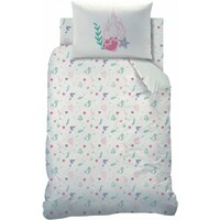 Disney Princess The Little Mermaid Quilt Cover Set - Single - Ariel Under The Sea