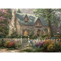 Thomas Kinkade 1000pc - Liberty Lane Cottage