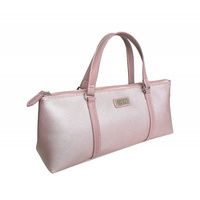 Sachi Insulated Wine Tote - Blush