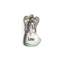 Blessing Angel Charm - Love