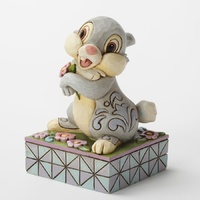 Jim Shore Disney Traditions - Thumper Spring Has Sprung Figurine