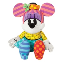 Disney Britto Minnie Mouse Plush - Large