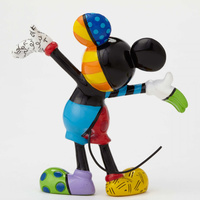Disney Britto Mickey Mouse Arms Out Mini Figurine