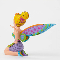 Disney Britto Tinker Bell Kissing Mini Figurine