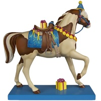 The Trail Of Painted Ponies Party Animal Figurine