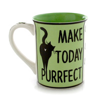 Our Name Is Mud - Purrfect Cat Mug