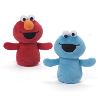 Sesame Street Little Chatter Pals - Cookie Monster