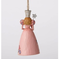 Jim Shore Wizard of Oz Hanging Ornament - Glinda