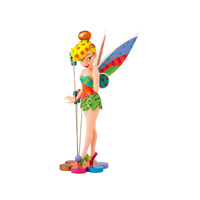 Disney Britto Tinkerbell Figurine Large