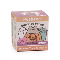Pusheen Surprise Plush Keychain Series 4 Trick or Treat - Surprise Box
