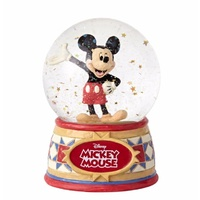 Jim Shore Disney Traditions Water Ball - Mickey Mouse - The One and Only
