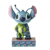 Jim Shore Disney Traditions - Stitch Personality Pose - Strange Life-Forms