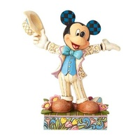Jim Shore Disney Traditions - Mickey Mouse Easter - Spring