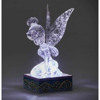 Jim Shore Disney Traditions - Ice Bright Tinker Bell Figurine