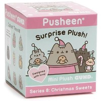 Pusheen Surprise Plush Ornament Series 8 - Stormy with Cookie