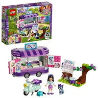 LEGO Friends - Emma's Art Stand