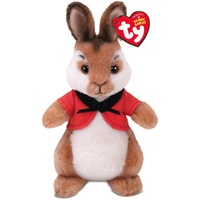 Beanie Babies - Peter Rabbit The Movie - Flopsy