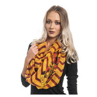 Harry Potter Lightweight Infinity Scarf - Gryffindor