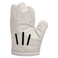Disney X Salt&Pepper - Set of 2 Oven Mitts - Mickey Hands