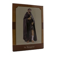 Joseph's Studio - Saint Peregrine - Patron Of Cancer Victims