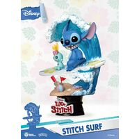 Beast Kingdom Disney D-Stage - Special Edition Lilo and Stitch Surf