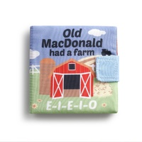 DEMDACO Baby Story Time Puppet - Old MacDonald Had a Farm