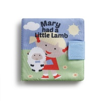 DEMDACO Baby Story Time Puppet - Mary Had a Little Lamb
