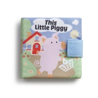 DEMDACO Baby Story Time Puppet - This Little Piggy
