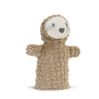 Demdaco Baby - Sebastian the Sloth Puppet