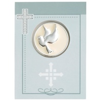 DEMDACO Baby Cherished Blessings - Confirmation Keepsake Token