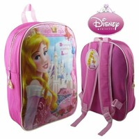 Disney Junior School Backpack - Sleeping Beauty
