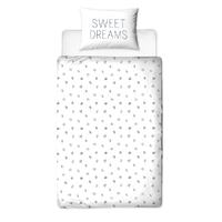 Pusheen Quilt Cover Set - Single - Sweet Dreams