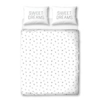 Pusheen Quilt Cover Set - Double - Sweet Dreams